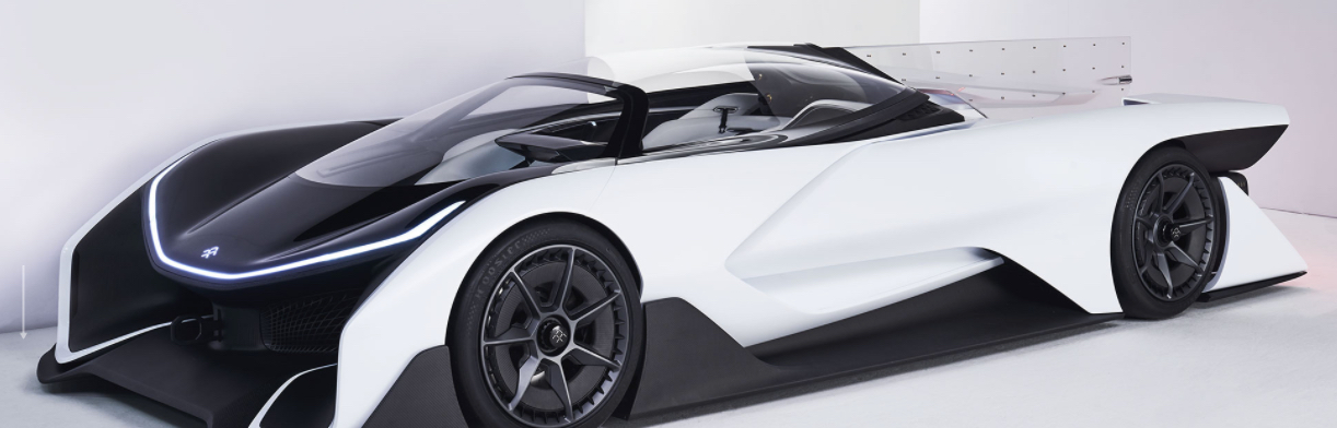 Faraday Future To Launch Its First Electric Car At Ces 2017 Videos