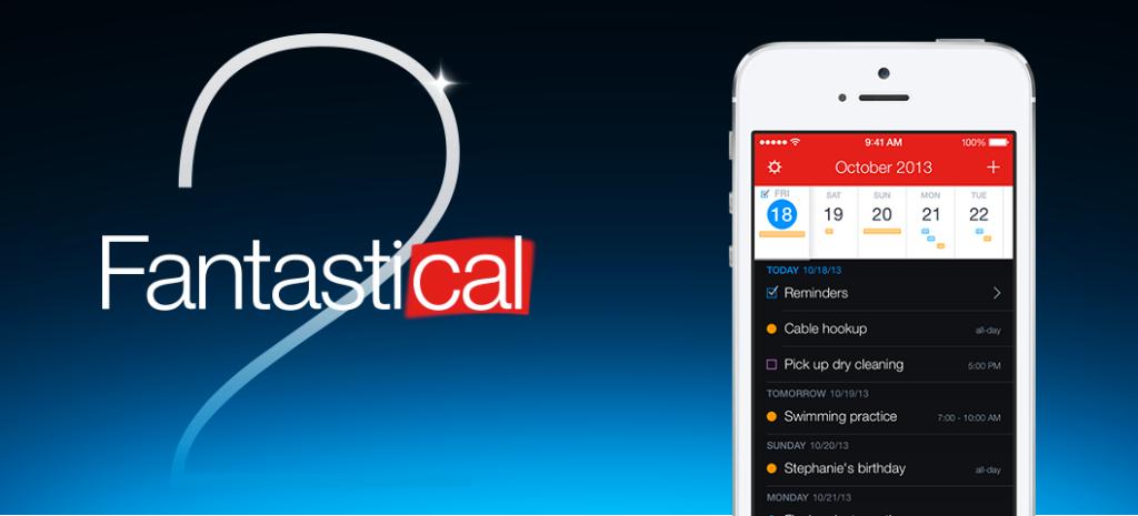 Fantastical 2 Calendar App for Mac Gets Touch Bar Support