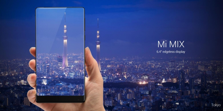 Xiaomi Mi Mix smartphone review