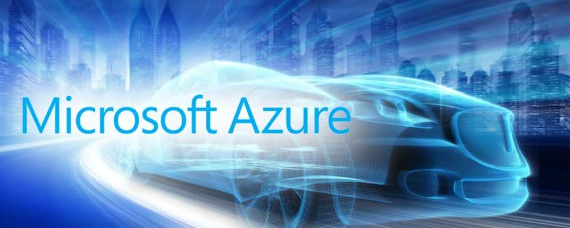 Microsoft Azure-Powered Connected Vehicle Platform with