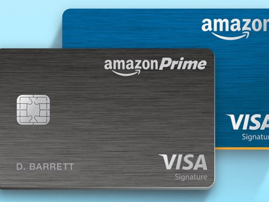Amazon and Chase Launch Prime Rewards Visa Signature Card for