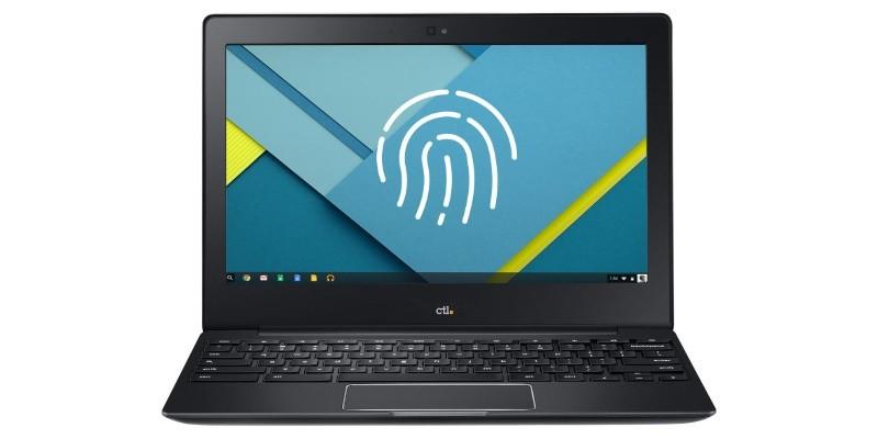 Google Bringing Fingerprint Scanning to Chromebooks via