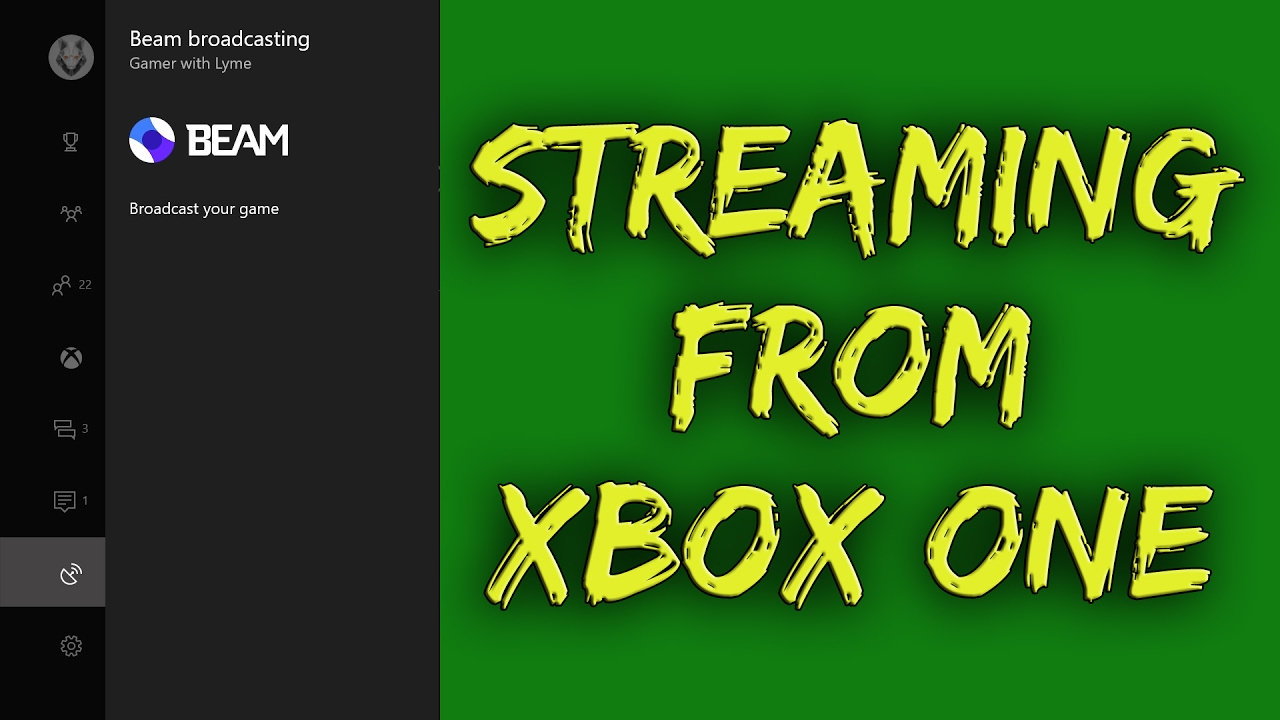 Xbox One Gets Beam Streaming Feature, Switch from Twitch for