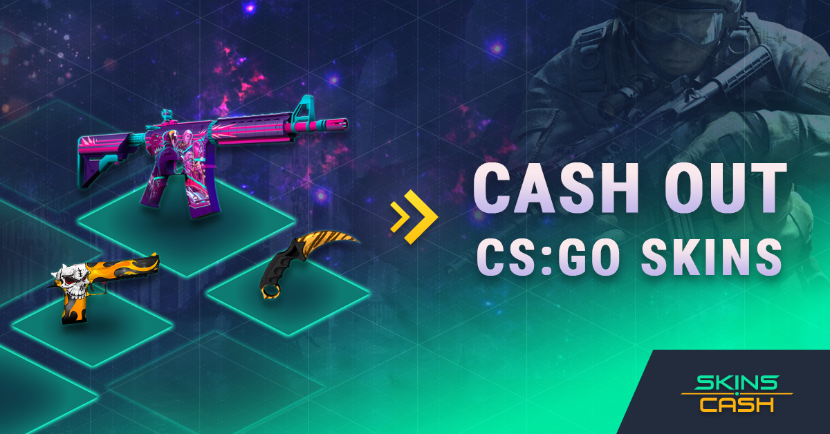 A New Economy in Gaming: The Strange Business Of CS:GO Skins - 1redDrop