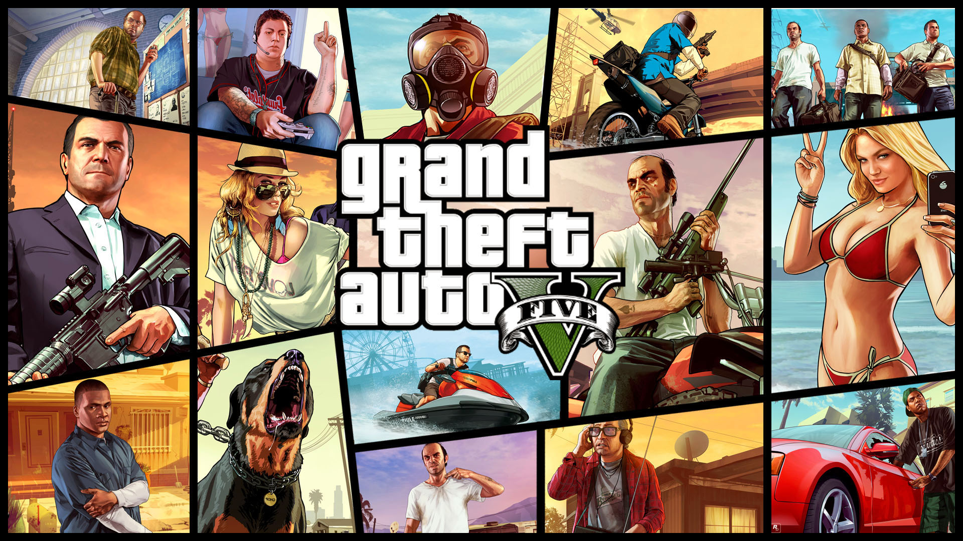 Download Grand Theft Auto 5 (GTA 5) for iPad, Untested GTA 5