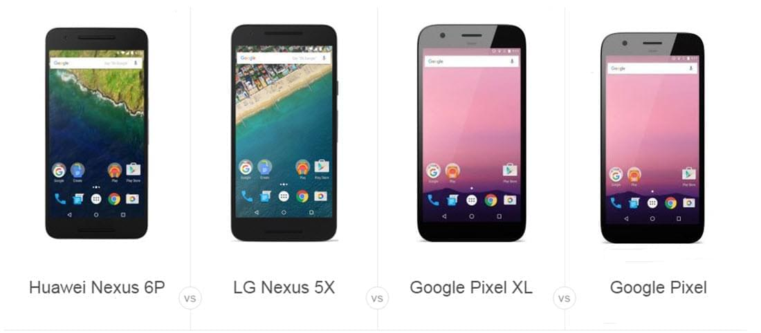 Nexus 6P and 5X Android Upgrade Support Ends Sep  2017