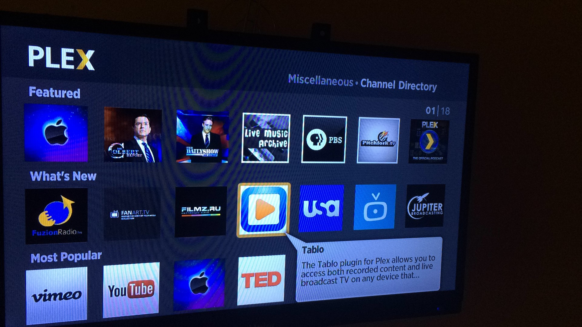 Plex Live TV is Up and Running: Get Rid of That Cable Guy! - 1redDrop