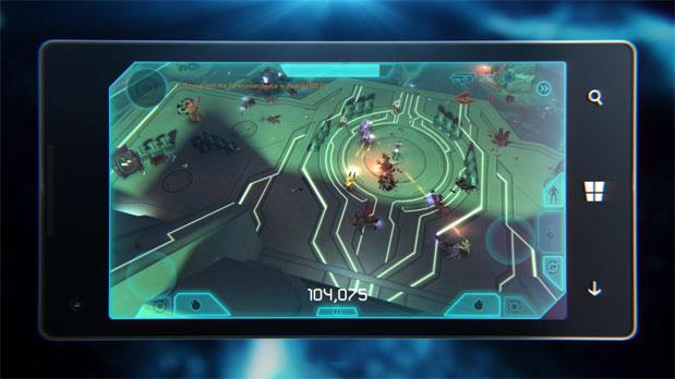 Windows Phone Halo Spartan Assault