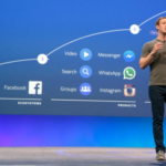 Facebook user growth