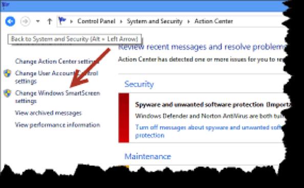 Windows 10 Microsoft Edge Windows Defender SmartScreen