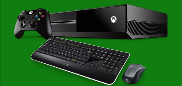 Microsoft Xbox One - Keyboard and Mouse Update - 1redDrop