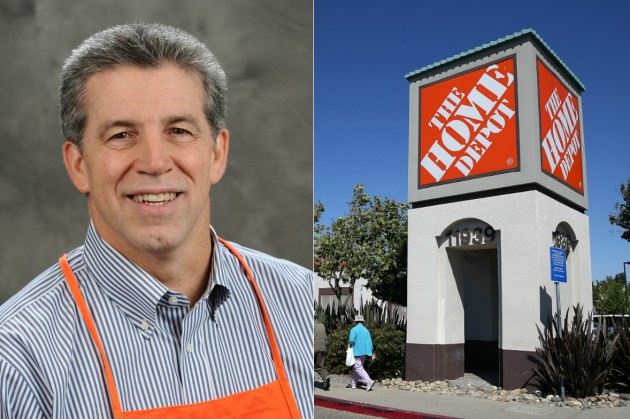 Home Depot CEO Craig Menear - 1redDrop