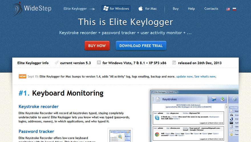 Most Trustworthy Remote Install Keylogger Alternative for
