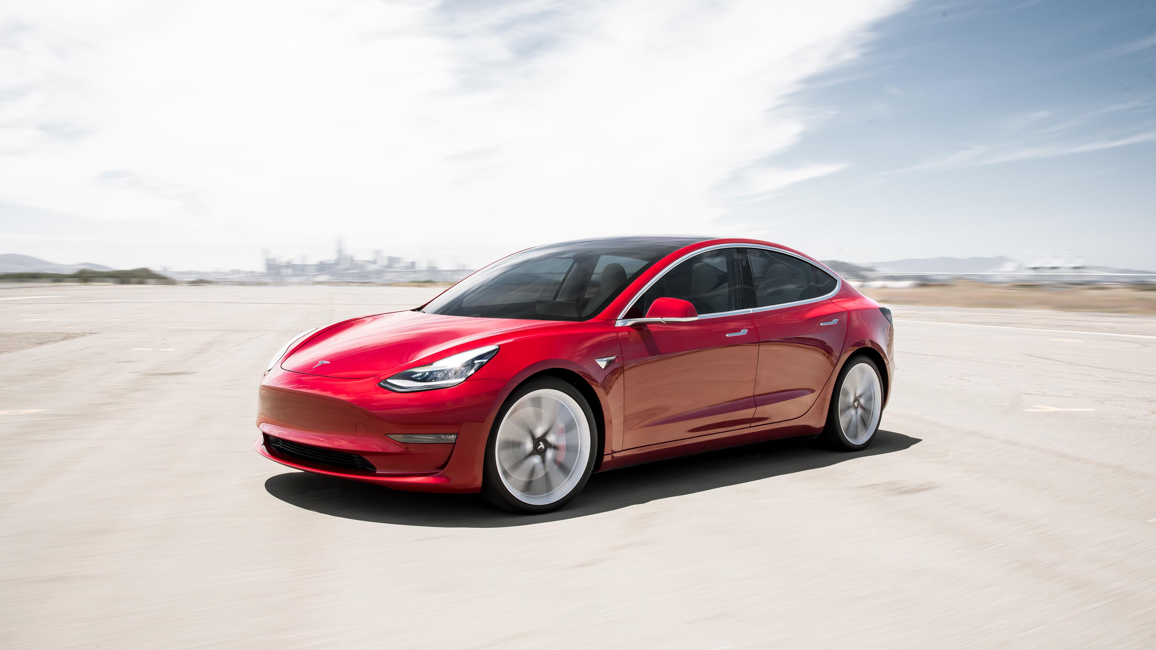 Tesla Model 3 - 1redDrop