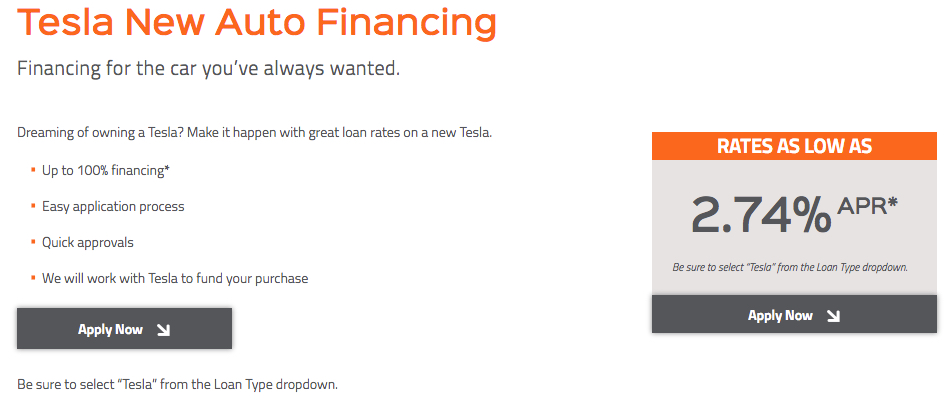 Everything About Financing Or Leasing A Tesla Model 3 1reddrop