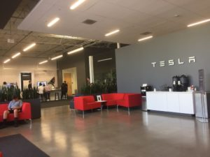 Tesla Delivery Center Marina Del Rey, CA 90292