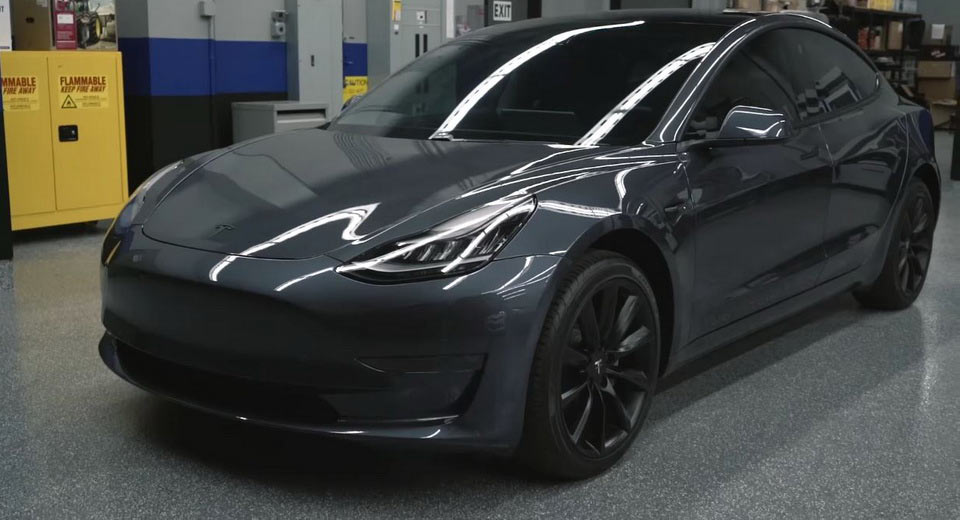 More Than Meets The Eye Why Two Model 3 Color Options Were Cut