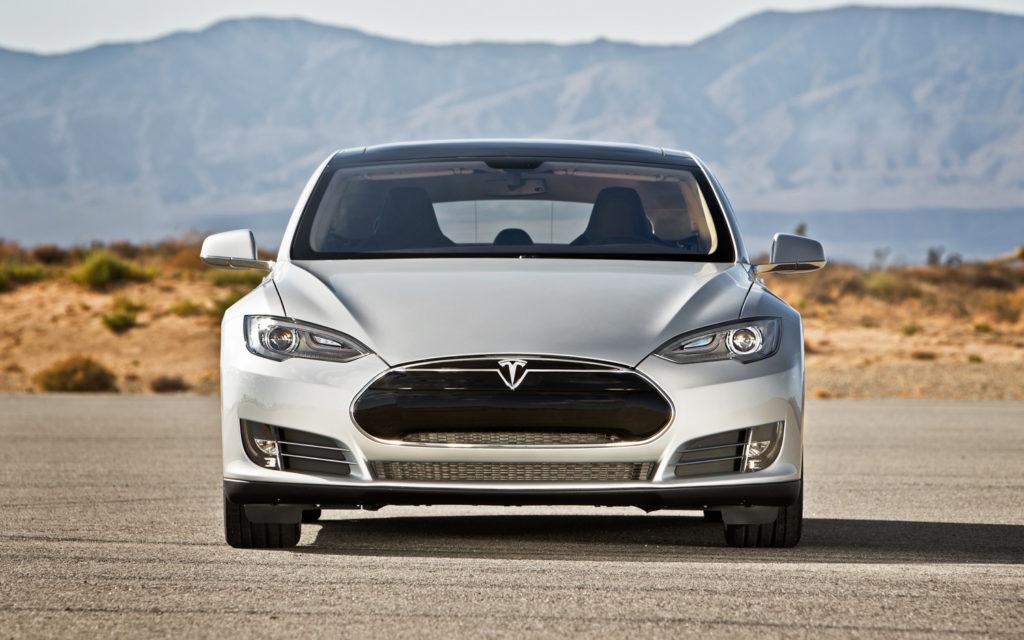 2013 Model S