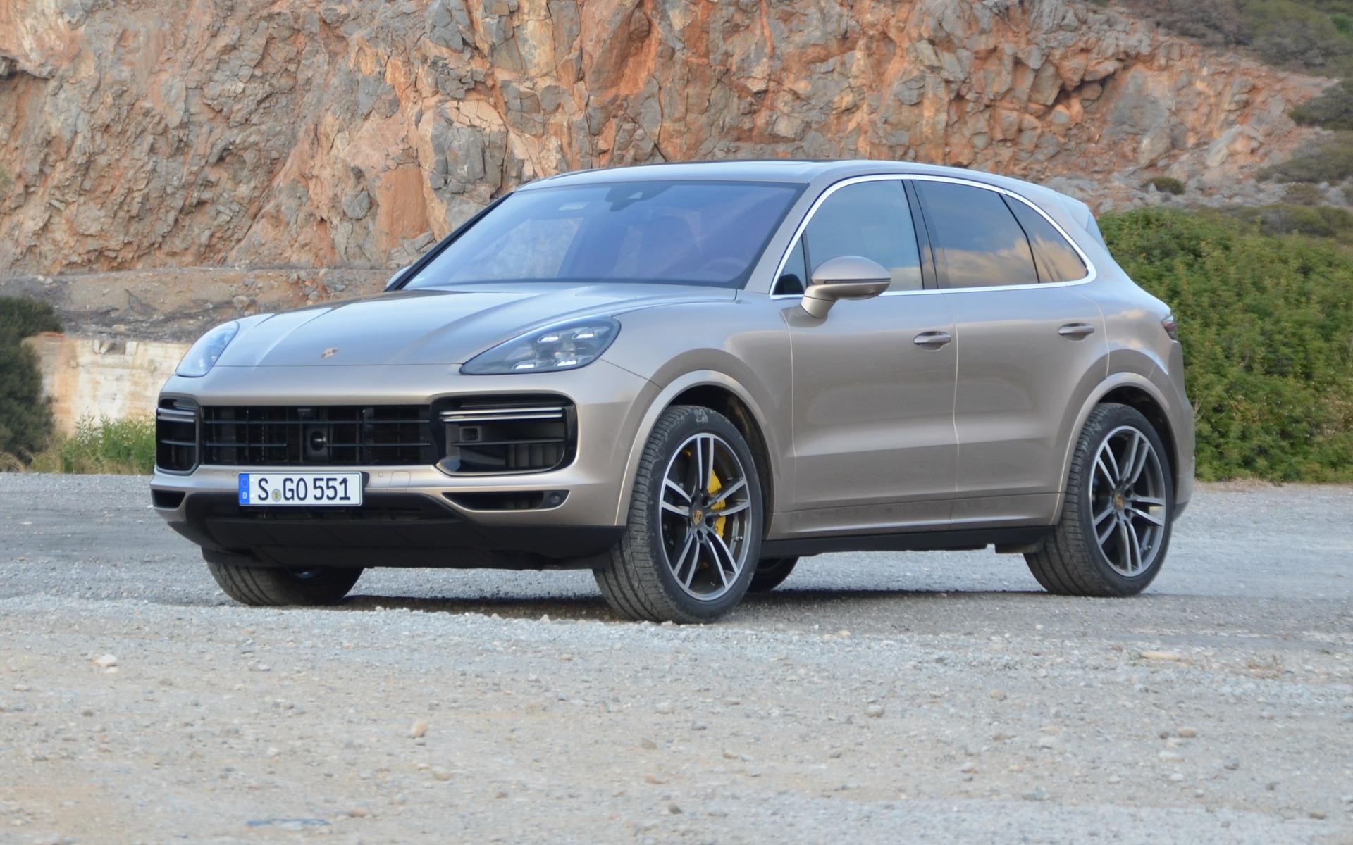 2019 Porsche Line-up Looks Impressive, Android Auto Coming