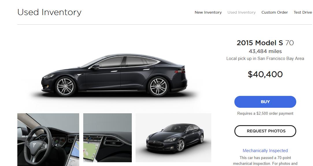 Tesla Model S Price Canada 2018 - 2018 Tesla Model S 75d ...