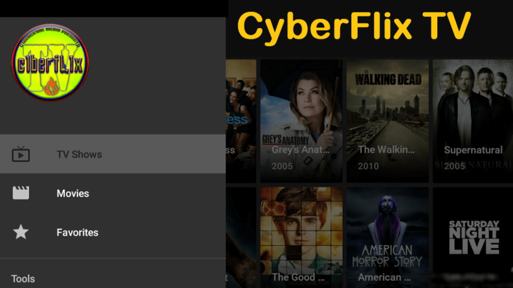 Download Cyberflix TV on Android, Windows PC, and Mac - 1redDrop
