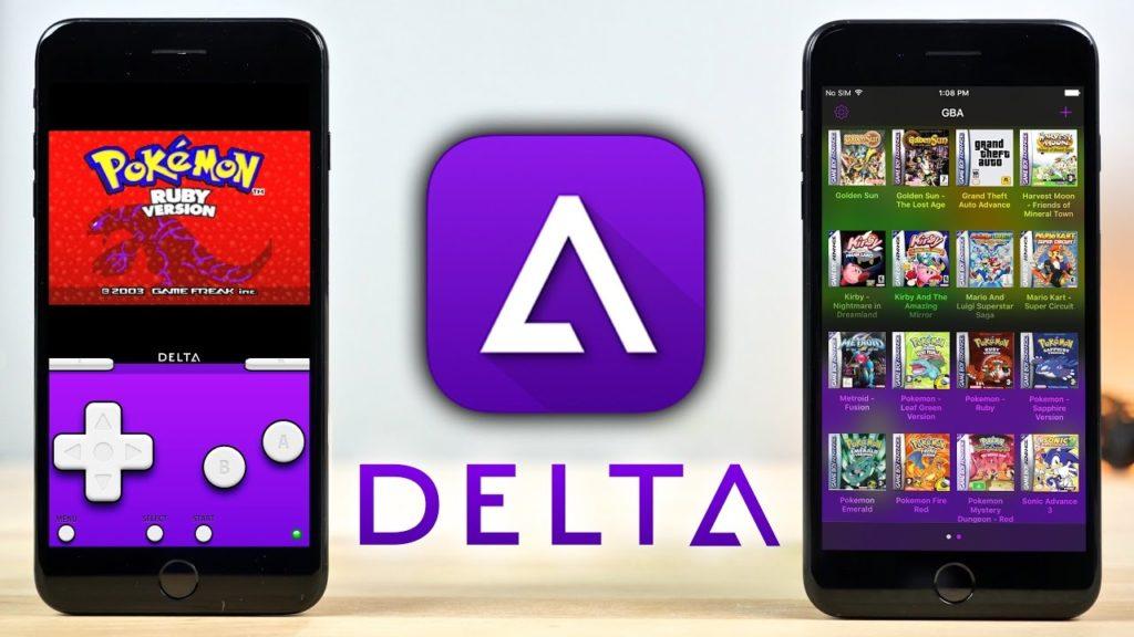 Download Delta Emulator with Emus4u App Installer on iPhone/iPad