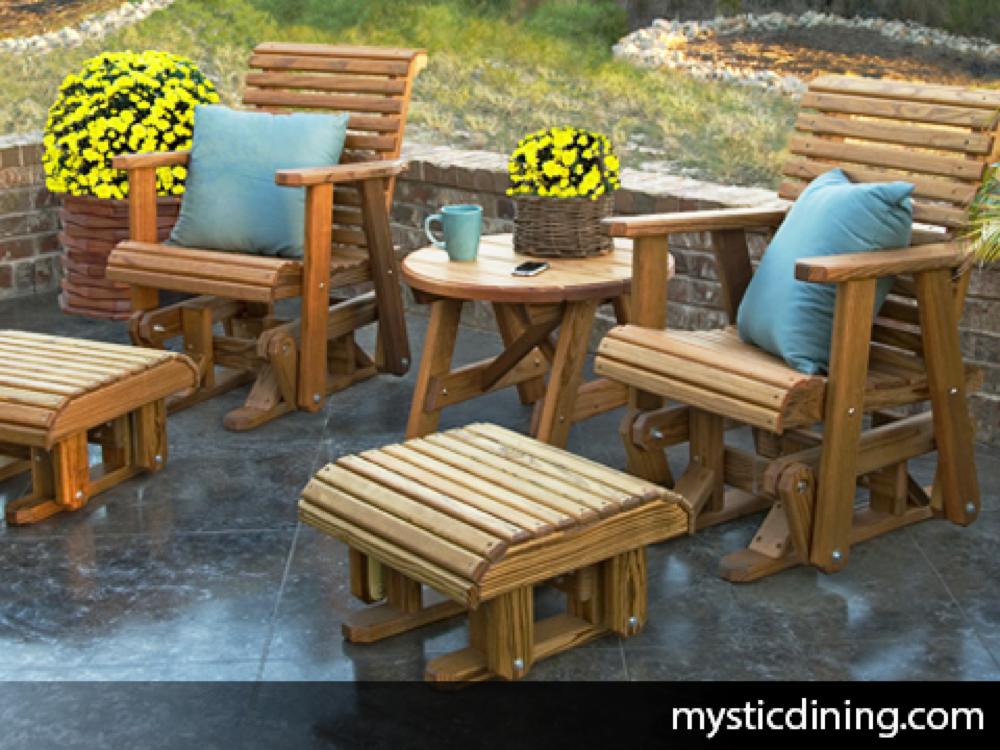outdoor furniture glides