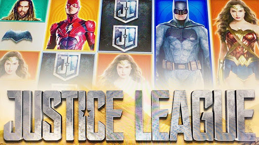 Justice League gaming